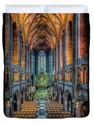 Cathedral Chapel Duvet Cover