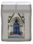 Cathedral Church Of St James 1105 Duvet Cover
