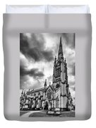 Cathedral Church Of St James 1106b Duvet Cover