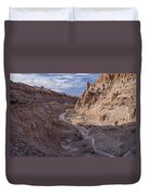 Cathedral Gorge Wash Duvet Cover