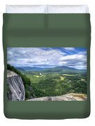 Cathedral Ledge View Duvet Cover