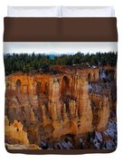 Cathedral Of God Duvet Cover