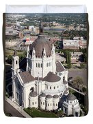 Cathedral Of St. Paul Duvet Cover