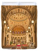 Cathedral Of The Sacred Heart 2 Duvet Cover