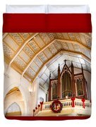 Cathedral Organ Duvet Cover