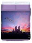 Cathedral Pass  Duvet Cover