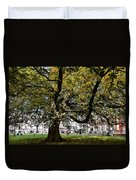 Cathedral Square - Exeter Duvet Cover