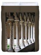 Cathedral St Sauveur - Croos-coat Duvet Cover