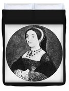 Catherine Howard (1520-1542) Duvet Cover