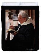 Catholic Priest Duvet Cover