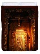 Catholic Tabernacle  Duvet Cover
