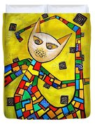 Cats 583 Duvet Cover