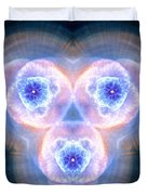 Cats Eye Nebula Vi Duvet Cover