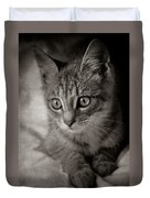 Cat's Eyes #05 Duvet Cover