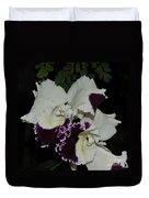 Cattleya Moscombe 'the King'  3 Of 3 Duvet Cover