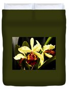 Cattleya Too Duvet Cover