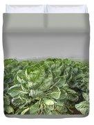 Cauliflowers Duvet Cover