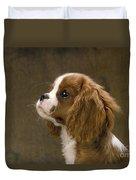 Cavalier King Charles Spaniel Dog Duvet Cover
