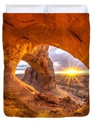 Cave Arch Duvet Cover