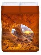 Cave Arch Duvet Cover