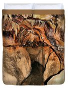 Cavern Path Duvet Cover by Dan Sproul