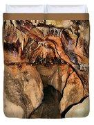 Cavern Path Duvet Cover