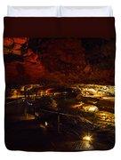 Cavern River Duvet Cover