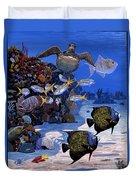 Cayman Reef Re0024 Duvet Cover