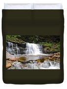 Cayuga Falls Duvet Cover