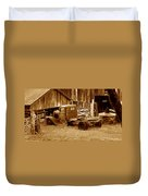 The Old Stillers Place Duvet Cover