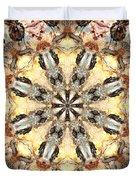 Cecropia Sun 5 Duvet Cover