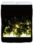 Cedar Filtered Sun Duvet Cover