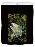 Cedar Flower One Duvet Cover