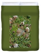 Cedar Flower Three Duvet Cover