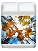 Celebrating Life  Duvet Cover