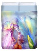 Celestial Goddesses Duvet Cover