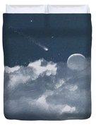 Celestial Night Duvet Cover