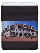 Celle Rathaus Duvet Cover