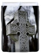 Celtic Cross 10194 Duvet Cover