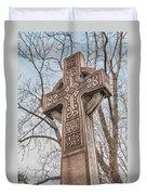 Celtic Cross   3d22463 Duvet Cover