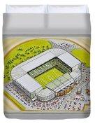 Celtic Park Duvet Cover