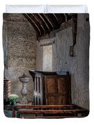 Celynnin Church V2 Duvet Cover