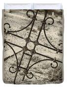 Cemetery Art Duvet Cover