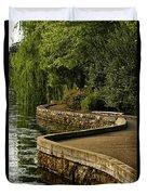 Centennial Park Duvet Cover