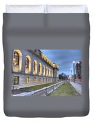 Central Library St. Louis Duvet Cover
