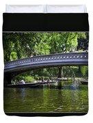 Central Park Day 2 Duvet Cover