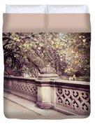Central Park - New York Duvet Cover