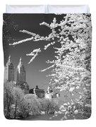 Central Park - Nyc Duvet Cover