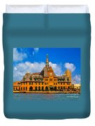 Central Railroad Of New Jersey Terminal Duvet Cover