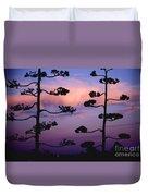 Century Sunset Duvet Cover
